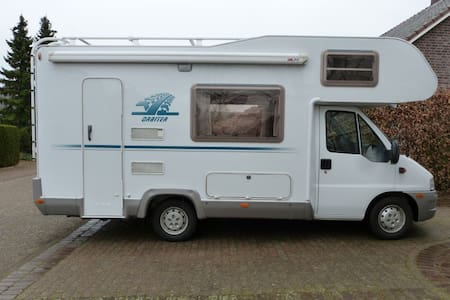 motorhome / camper rental in Europe - Trailer