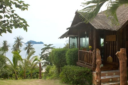 The Glass Cottage - Koh Phangan - Ko Pha-ngan - Mökki