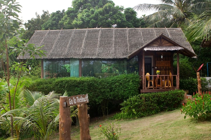 The Glass Cottage - Koh Phangan