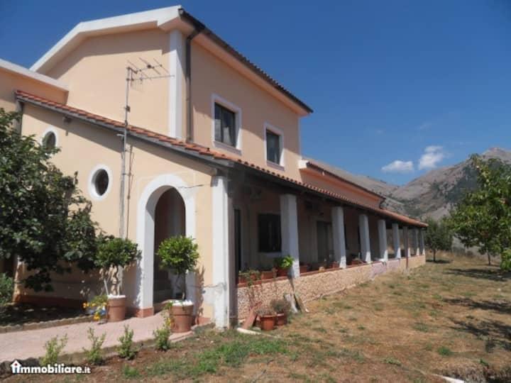 Appartamento Guest House a Brefaro di Maratea(Pz)