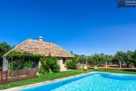 Cottage in garden with pool Cadiz2 - Arcos de la Frontera - อพาร์ทเมนท์