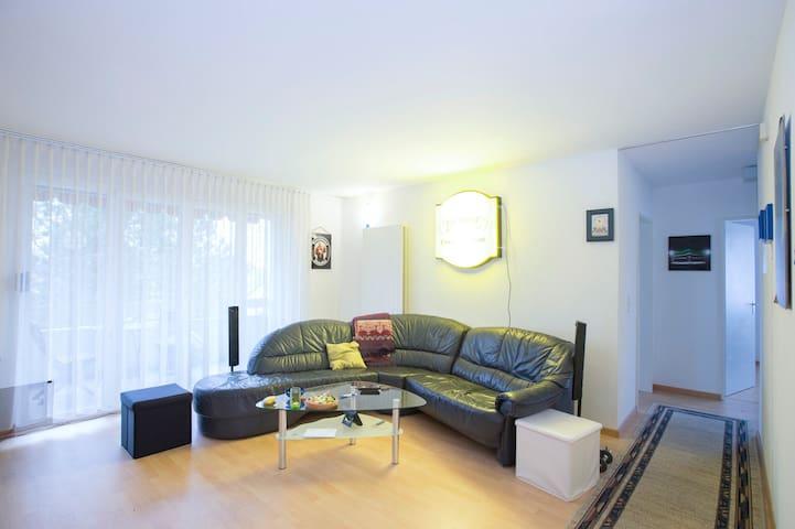 Zimmer in Wohnung mit Grossem Balk - 5703 Seon - Apartment
