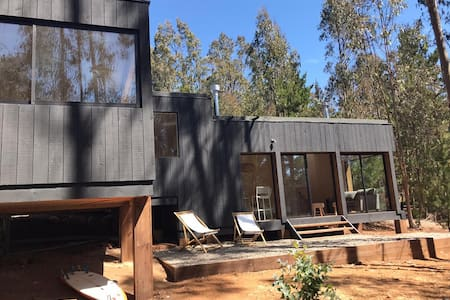 Casa Nueva, en el Surf Lodge, Punta Lobos