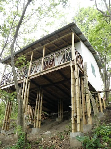 The Whitehouse of the Wild - San Juan del Sur - Cabana