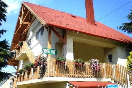 Barb's home #1 Alsóörs-Lake Balaton - Alsóörs