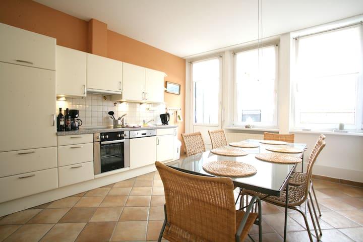 Dachwohnung im Zentrum Hamburgs - Hamburgo