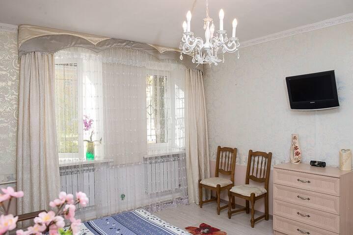 Квартира в центральной части Москвы