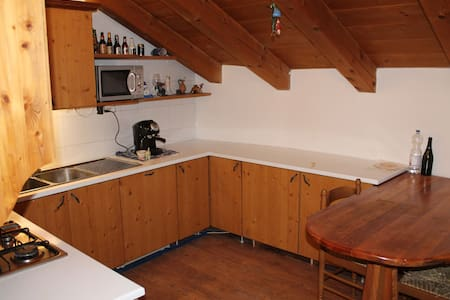 FANTASTIC APARTMENT WITH LOVELY VIE - Lozzo di Cadore - Wohnung