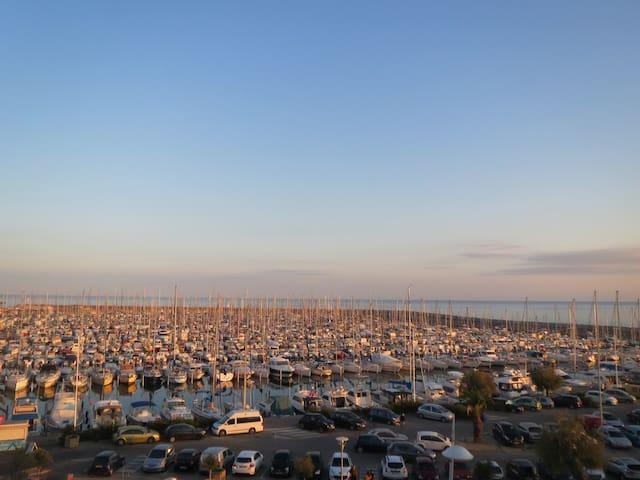 Appartement avec vue imprenable sur la mer - Palavas-les-Flots - Appartement
