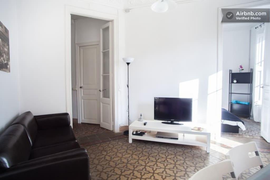 Amazing Apartment - BCN city center