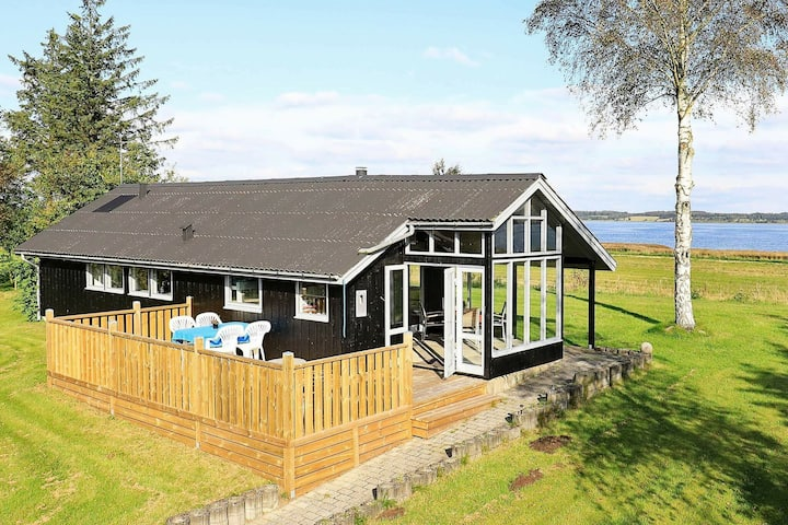 Beautiful Holiday Home in Højslev near Sea
