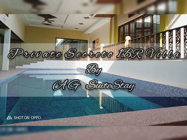 Private 1BR Golfview Suites by AG SuiteStay