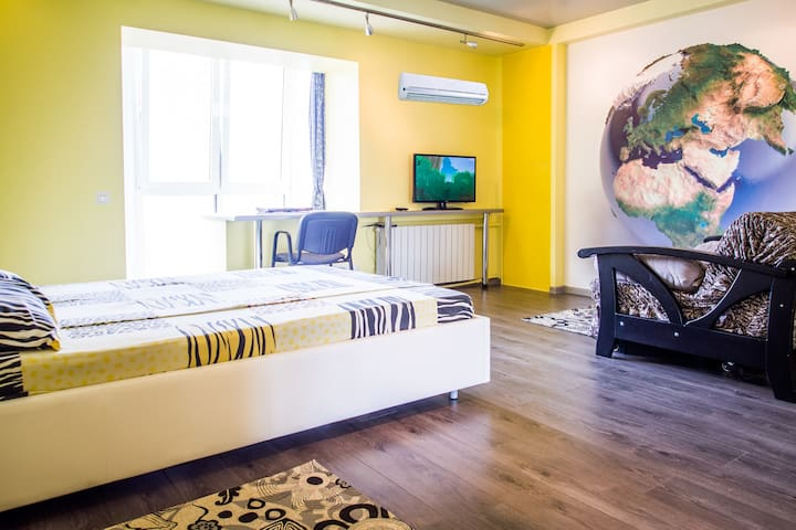 Beautiful apartment in the center - Kiev - Departamento