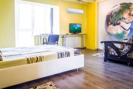 Beautiful apartment in the center - Kiev