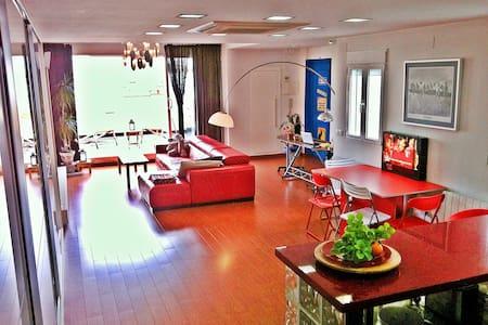 design loft+ wifi+ zonneterras - Valencia
