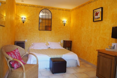 Charming B&B Luberon Provence 1 - Lacoste - Bed & Breakfast