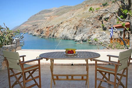 Self Catering Suite 2 in Sfakia  - Crete