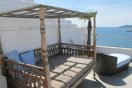 Los Molinos with amazing sea view 2 - Ibiza
