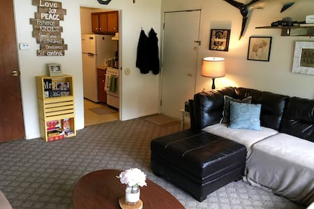 Cozy apartment across from campus - Apartamento