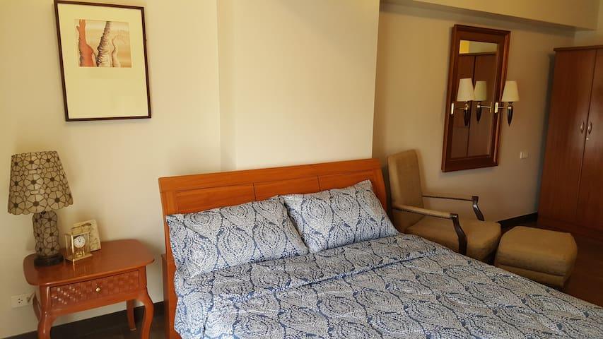 Resort Living in Pasay-Makati-Manila! - Pasay - Íbúð