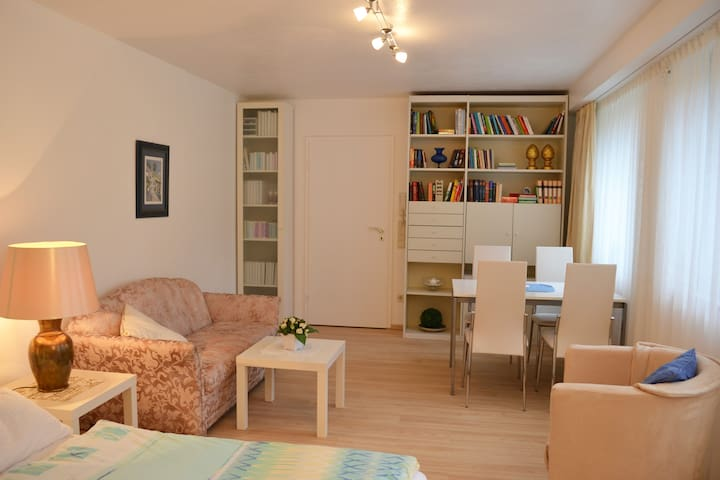 Modern Apartmentt nearby Munich Fair - Vaterstetten - Flat