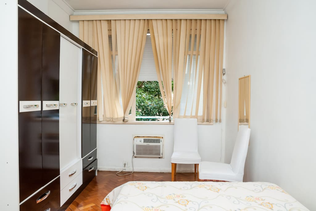 Wonderful apartment in Copacabana