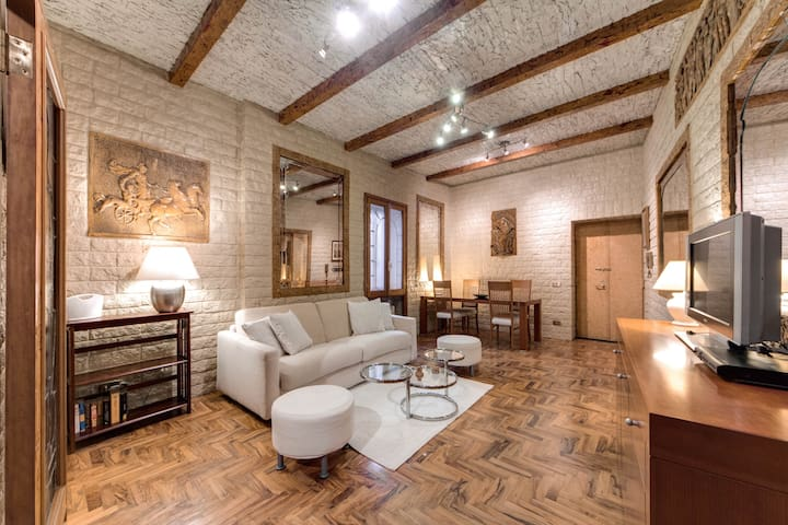 Fontana di Trevi Charming Apartment
