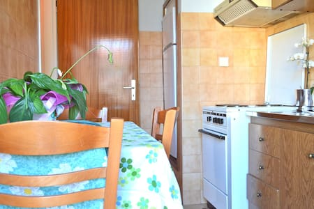 NICE FRESH SMALL APARTMENT NAFPLION - Navplion - Appartement