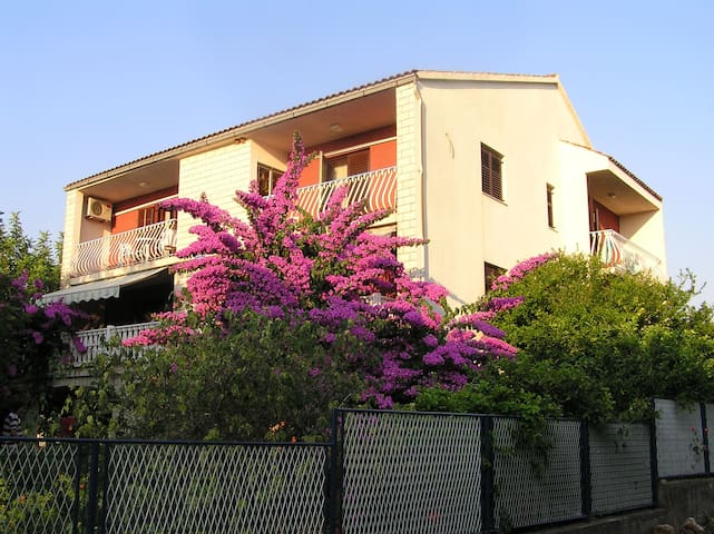 Apartments Bistra Lovište / Pelješac with parking - Lovište - Lägenhet