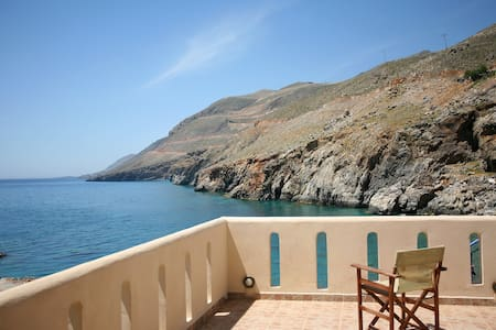 Self Catering Suite 3 in Sfakia - Crete