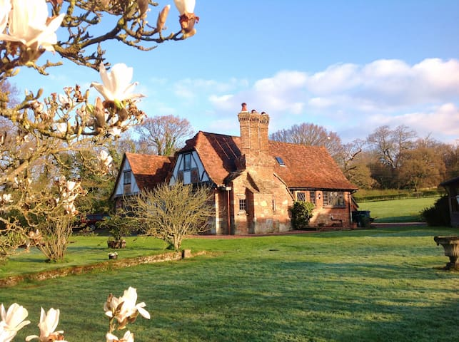 Idyllic Country Cottage South Downs - West Sussex - Dom