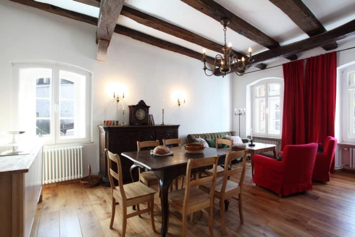 Apartment in Historic Building  - Blankenheim - Apartamento