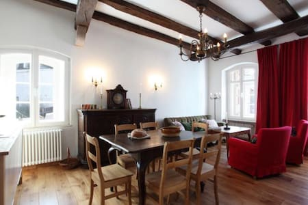 Apartment in Historic Building  - Apartament