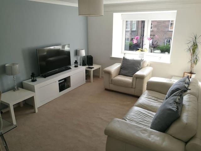 Modern Flat in West Edinburgh