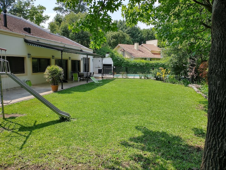 Unique house in San Isidro w/ great pool & garden