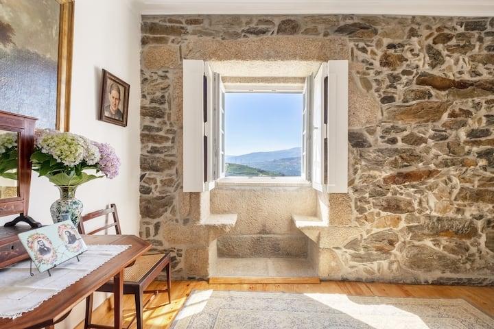 Quinta da Valdalágea, private room Malvasia Fina