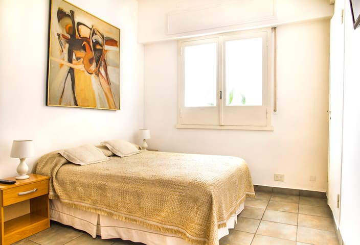 Studio in Recoleta , for two people.