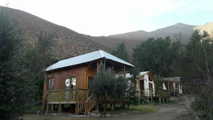 Cabaña Valle del Elqui Diaguitas