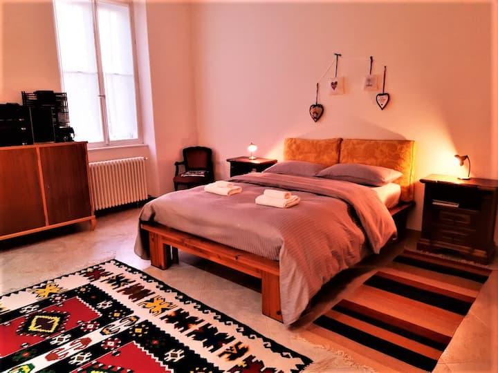 Appartamento Revoltella / 85mq/Wi-fi