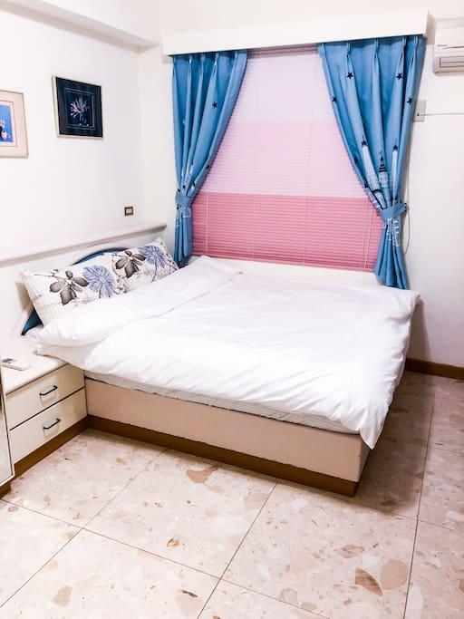 {耶誕假期•璀璨跨年}風格客房-高雅寬敞 Xmas Vibes at 101 Family-elegant & spacious guest-room