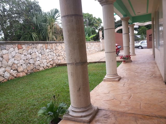 Hotel Posada Nicol-Haa - Izamal - Altres