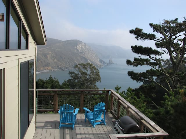 Amazing ocean views, private haven  - Muir Beach