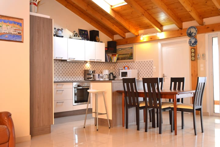 BEAUTIFUL APARTMENT IN NAFPLION - Navplion - Appartement