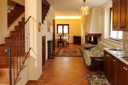 Villa Vittoria1 Hist. Chianti 4pt - Rietine