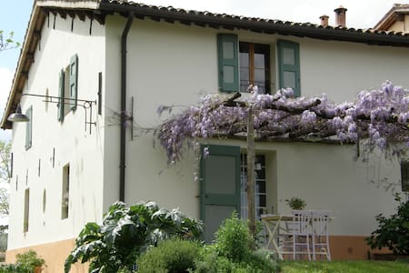 A country house in the hills - Faenza - Ev