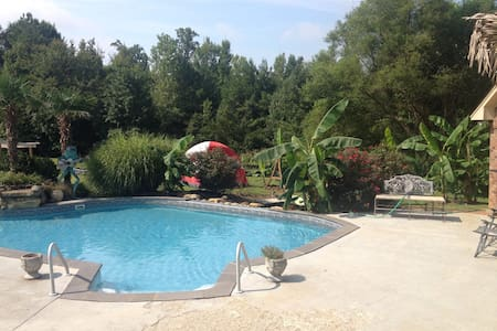 Private poolside suite in Rock Hill - Apartment