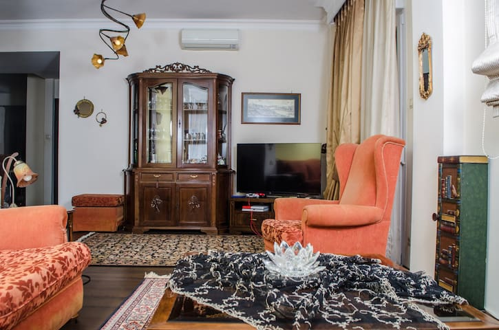 Large, Luxurious and Warm Apartment - 90 sq. m.