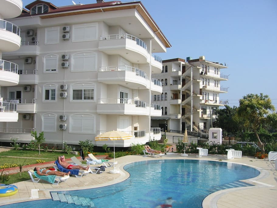 Apartments For Rent In Antalya Turkey