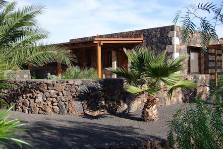 Casa Serena, encanto y autenticidad - Lajares - Dům