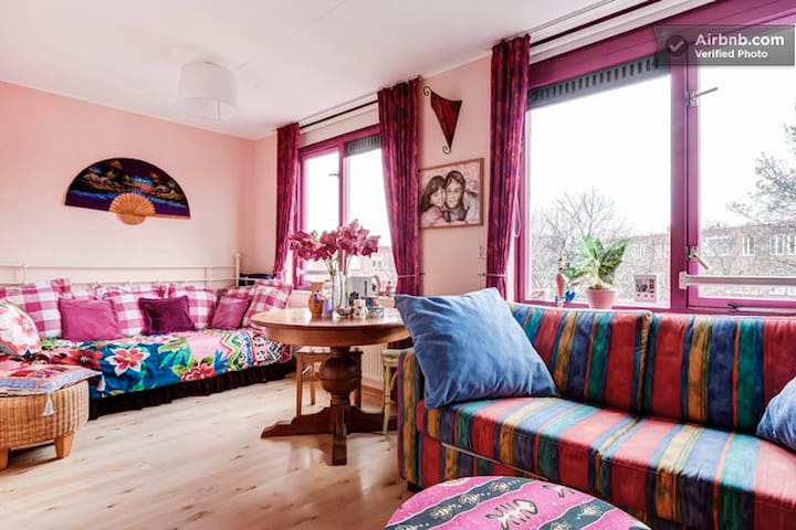 Nice B&B or rooms in The Hague  - Haga